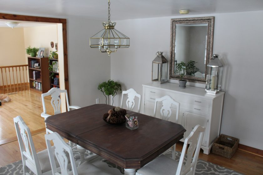 Refinishing A Family Heirloom Antique Dining Room Table Cody Farms Saratoga Springs Ny